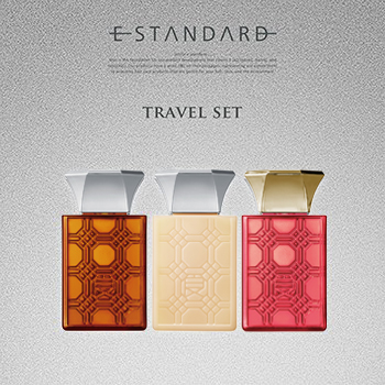 E STANDARD TRAVEL SET (トラベル)